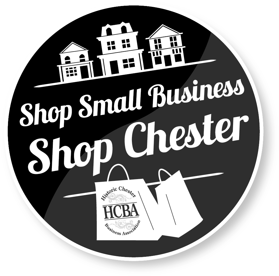Shop small business, shop Chester!